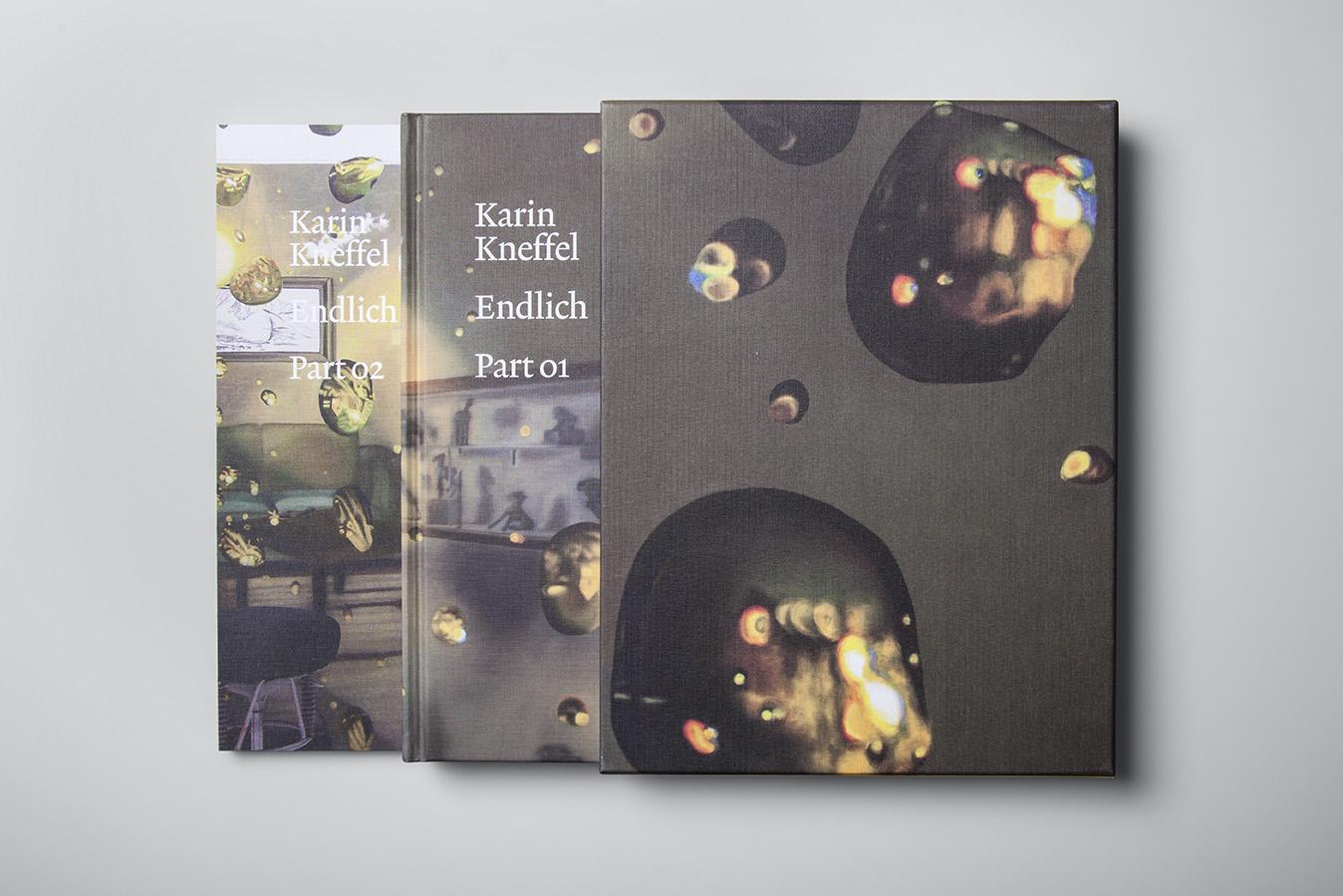 Karin Kneffel / Endlich