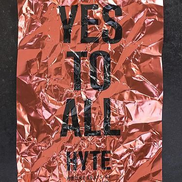 Poster für Disko auf Ibiza